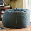 Ghế lười vải Jean